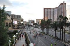 Las Vegas Rock 'n' Roll Marathon Stock Photo