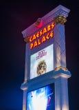 Las Vegas Rod Stewart Arkivbilder