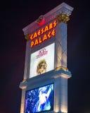 Las Vegas , Rod Stewart Stock Image
