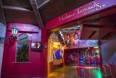 Las Vegas, senhora Tussauds Imagem de Stock