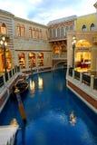 LAS VEGAS - SEPT 4: Wenecki hotel w kurorcie na Wrześniu 04, Zdjęcie Stock