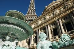 Las Vegas ser som Paris! Royaltyfri Fotografi
