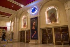 Las Vegas, Shania Twain Stockfoto