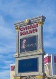 Las Vegas , Shania Twain Stock Images