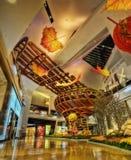 Las Vegas Shopping Mall stock photo