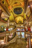 Las Vegas Shopping Mall royalty free stock images