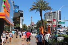 Las Vegas shopping Stock Photo