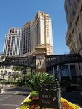Las Vegas sights Royalty Free Stock Image