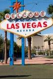 Las Vegas sign. Famous  Welcome to Las Vegas  sign Royalty Free Stock Photos