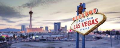 Free Las Vegas Sign Royalty Free Stock Photo - 44627055