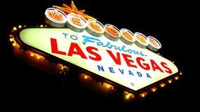Las Vegas Sign SNAP 8 stock video