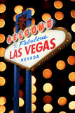 Las Vegas Sign Stock Photos