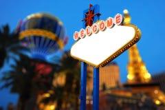 Las Vegas Sign Royalty Free Stock Image