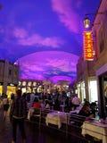 Las Vegas sikt Arkivfoto