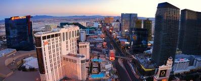 Las Vegas skyline Royalty Free Stock Image