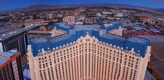 Las Vegas skyline royalty free stock photography