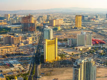 Las Vegas Skyline  Royalty Free Stock Photo