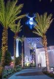 Las Vegas, SLS Zdjęcia Royalty Free