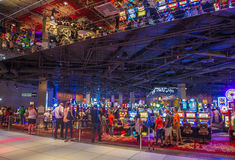 Las Vegas, SLS Obrazy Stock