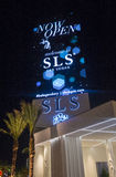 Las Vegas, SLS Obraz Royalty Free