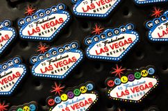 Las Vegas souvenirs Stock Photo