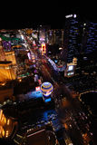 Las Vegas-Stadtbild Lizenzfreies Stockbild