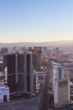 Las Vegas from the Statosphere Stock Photography