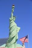 Las Vegas Statue of Liberty Royalty Free Stock Photo