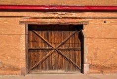 Las Vegas storico New Mexico Fotografia Stock Libera da Diritti