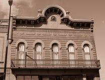 Las Vegas storico New Mexico Immagine Stock Libera da Diritti