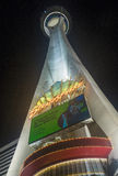 Las Vegas , Stratosphere Tower Royalty Free Stock Photos