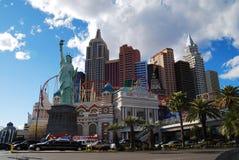 Las Vegas street view Stock Image