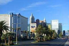 Las Vegas Strip, Λας Βέγκας, NV Στοκ φωτογραφία με δικαίωμα ελεύθερης χρήσης