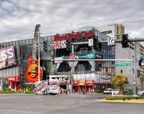 Las Vegas Strip Νεβάδα ΗΠΑ Στοκ Φωτογραφίες
