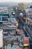 Las Vegas strip Royalty Free Stock Photography