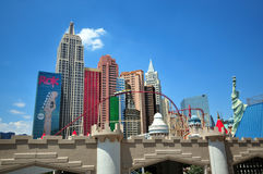 Las Vegas strip Stock Image