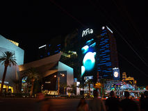 Las Vegas Strip 1 Στοκ Φωτογραφία