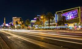 Las Vegas strip Royalty Free Stock Image