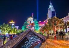 Las Vegas strip Royalty Free Stock Images