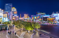 Las Vegas strip Stock Images