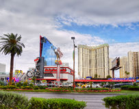 Las Vegas Strip, Harley-Davidson, Nevada USA Stock Photography