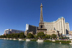 The Las Vegas Strip in Las Vegas, NV on May 20, 2013 Stock Photo