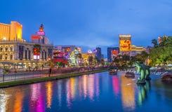 Las Vegas strip Royalty Free Stock Photography