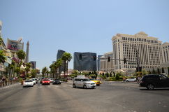 Las Vegas strip Royalty Free Stock Photo