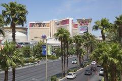 The Las Vegas Strip in Nevada Royalty Free Stock Photos