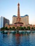 Las Vegas Strip at Night royalty free stock images