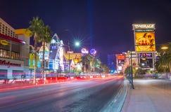 Las Vegas strip Royalty Free Stock Photo