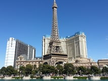 Las Vegas Strip Scenery Royalty Free Stock Images