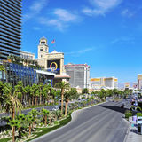 Las Vegas Strip, Vegas, United States Stock Images