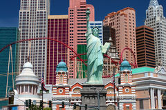 Las Vegas Strips, Nevada, USA Stock Image
